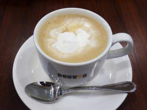 ドトール ウインナーコーヒー投稿